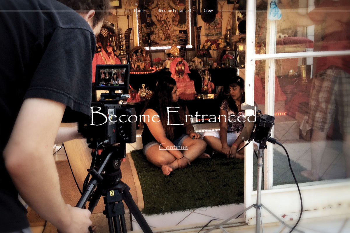 Entranced-Documentary-Website